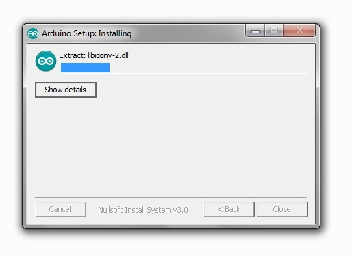 автоматично встановити arduino ide2