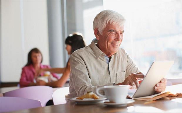 iot интернет вещей помогает уходу за престарелыми