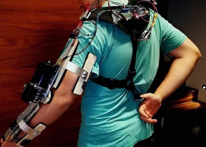 экзоскелет для руки