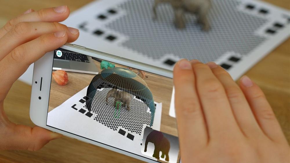 приложения для 3д сканирования