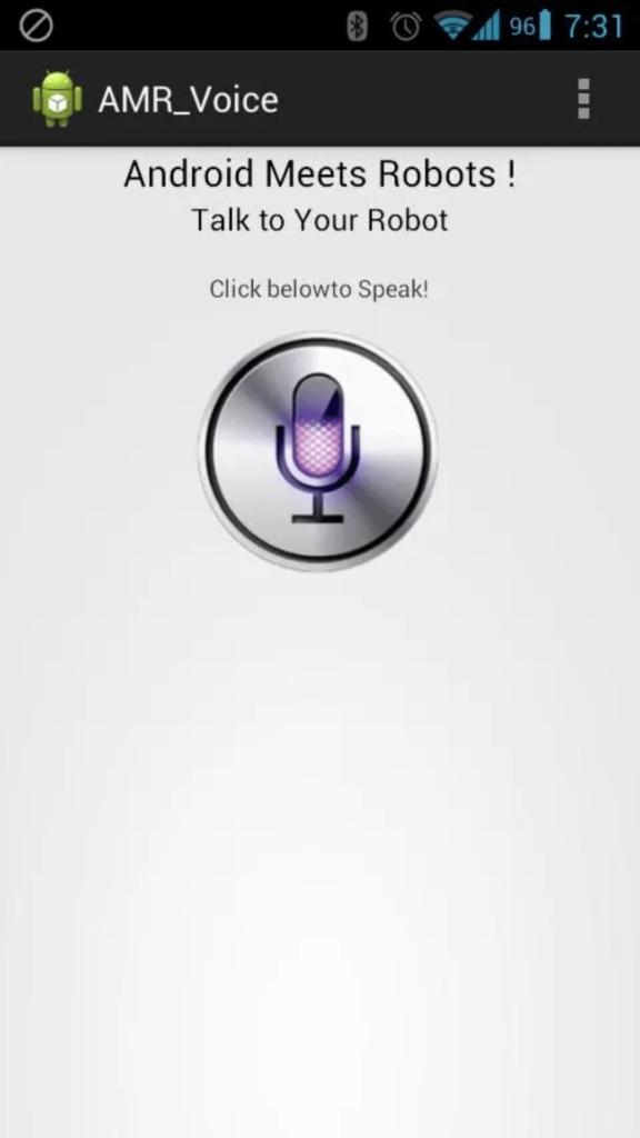 BT Voice Control for Arduino